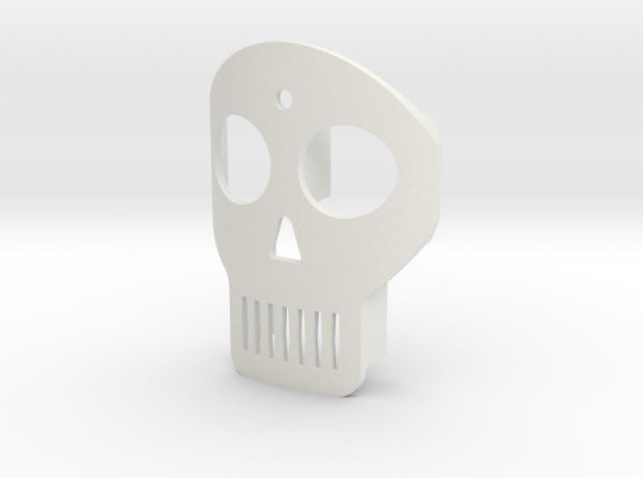 Skull Kabel 3d printed