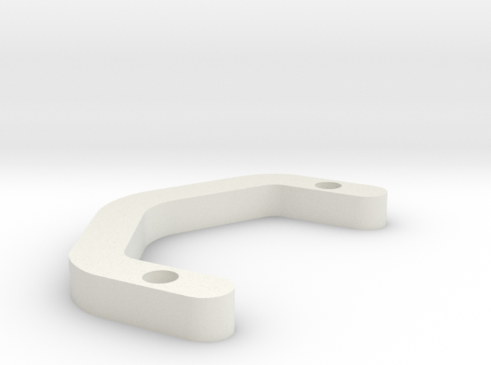 C OCR A EXTENDED 3d printed