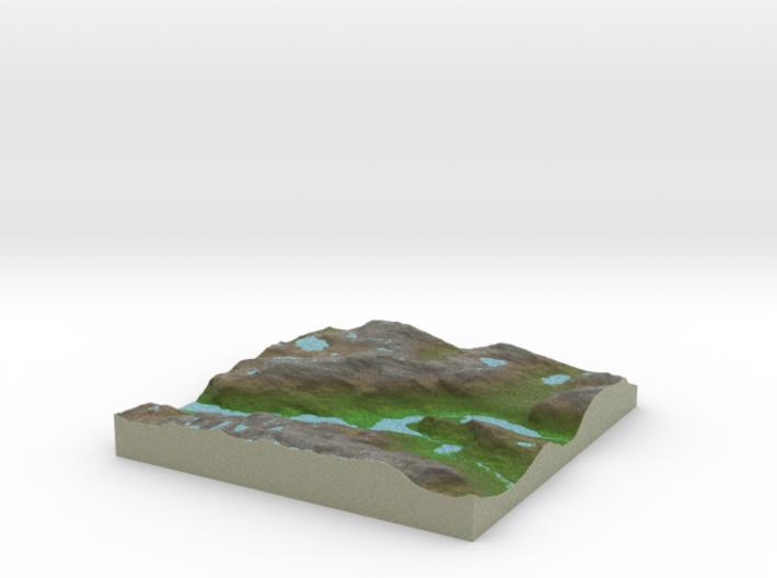 Terrafab generated model Thu Oct 10 2013 11:06:21 3d printed