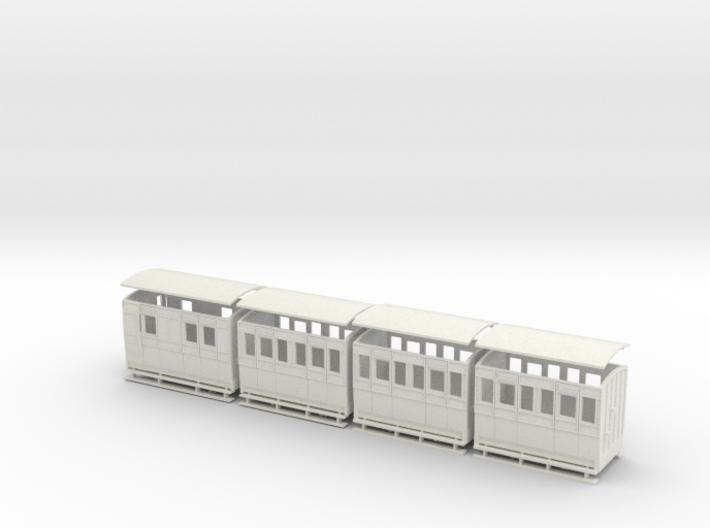 55n2 4w coaches 3d printed