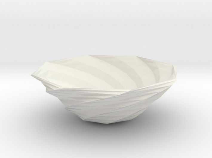 fruit bowl 2 3d printed