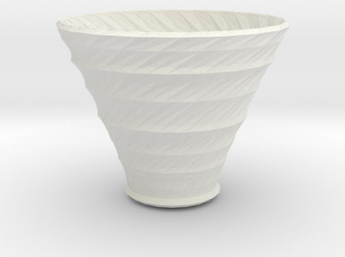 neptune vase 3d printed