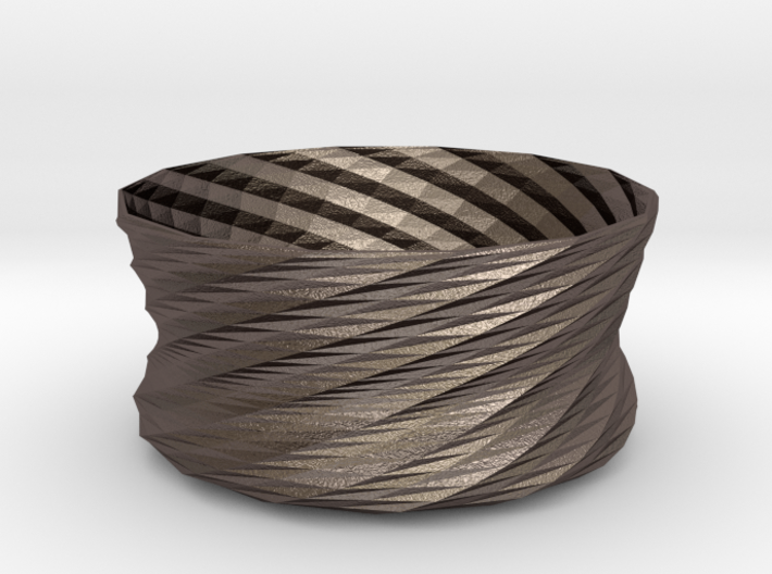 open water barrel for garden 3d printed
