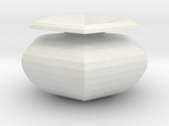 thor vase 3d printed