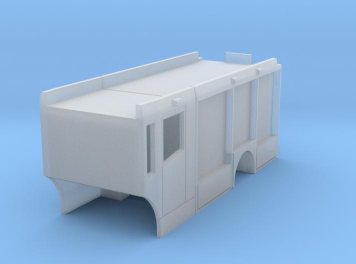 Econic HLF /HTLF- Aufbau ohne Rollos 3d printed