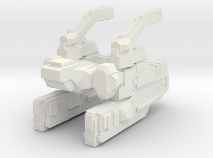 nero Ship 3d printed