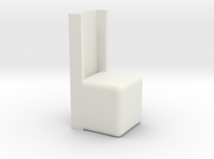 mad hatter chair 3d printed
