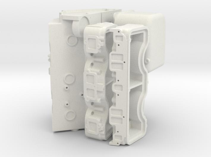 1 8 409 Basic Block Kit 3d printed