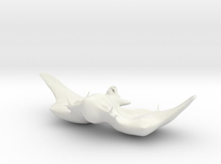 FAT BAT 3d printed