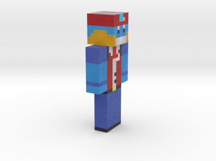 6cm | HuskyMudkipper 3d printed