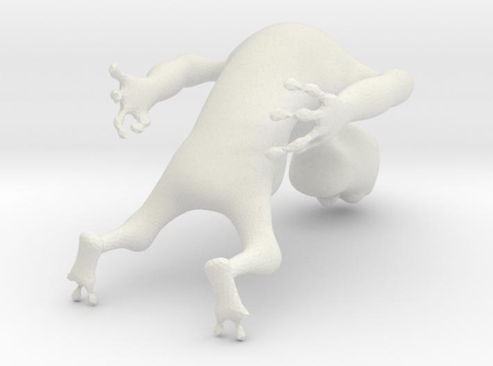 Gnomelin 3d printed