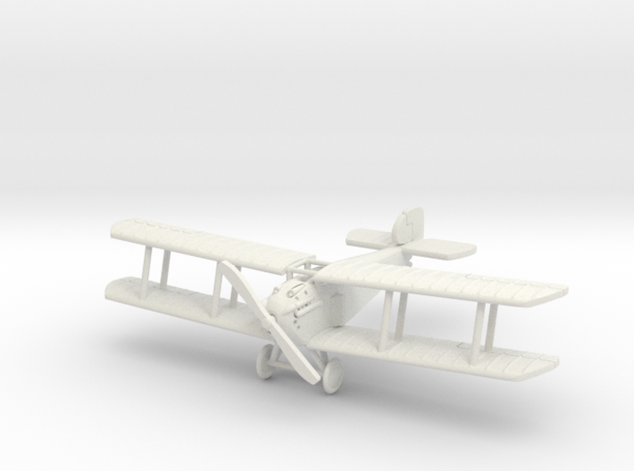 Sopwith Dolphin 1:144th Scale 3d printed
