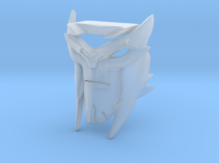 Ultimate TFP Beast King Robot Head Part B 3d printed
