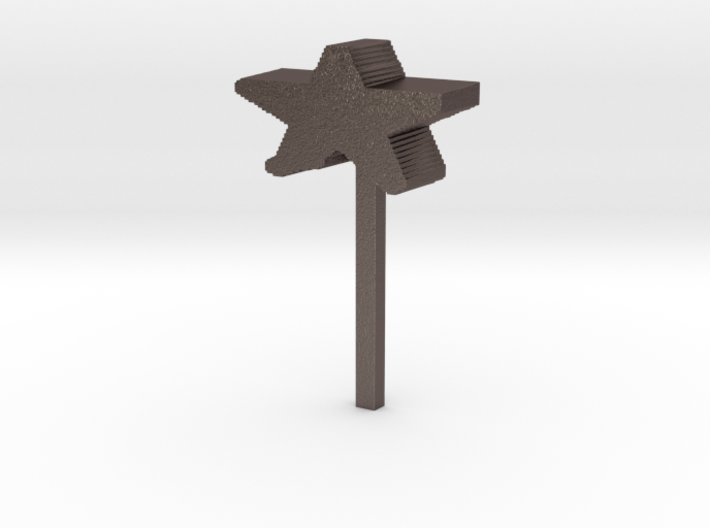 mini tree topper 3d printed How it works