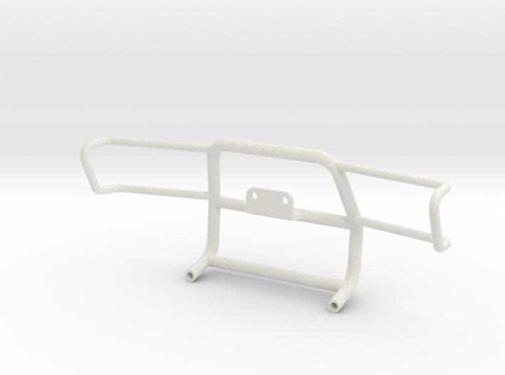 Pajero Bumper Type3 3d printed
