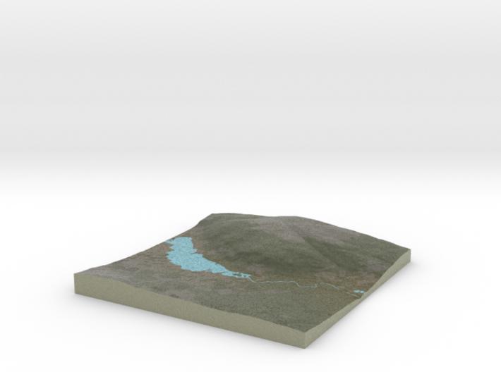 Terrafab generated model Wed Nov 06 2013 12:57:43 3d printed