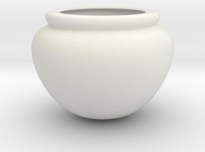 Greek Vase - Dinos 3d printed