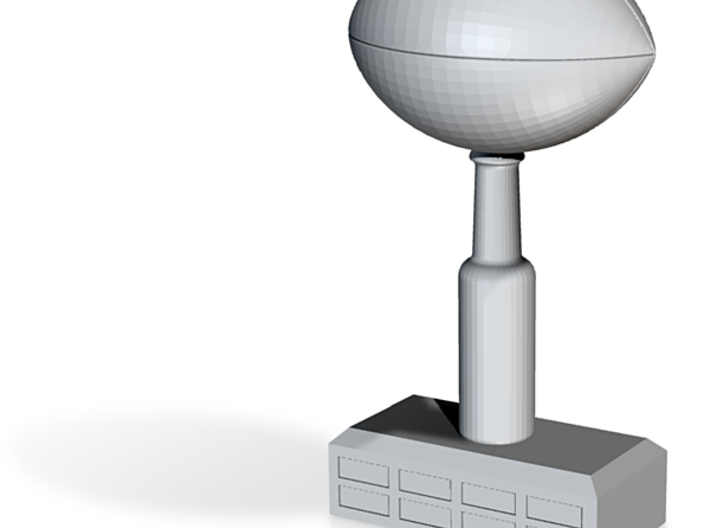 FootballTrophy 3d printed