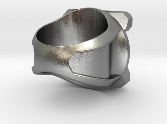 Green Lantern Ring Mark 2 3d printed