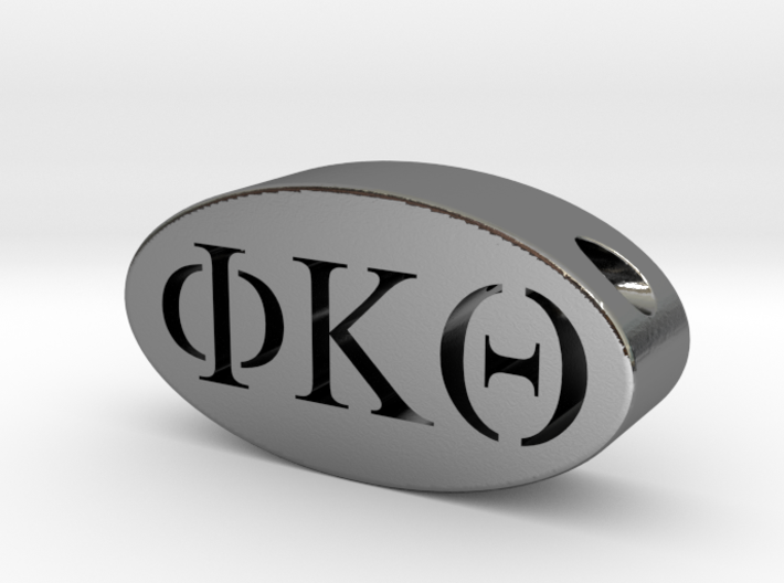 Phi Kappa Theta 3d printed