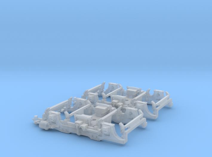 HOT121 CP2a bb 3d printed