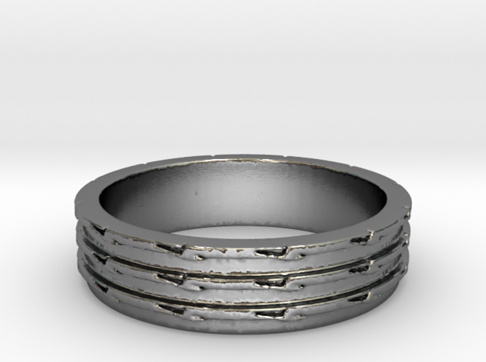 Greater Than Three Ring Size 7 3d printed