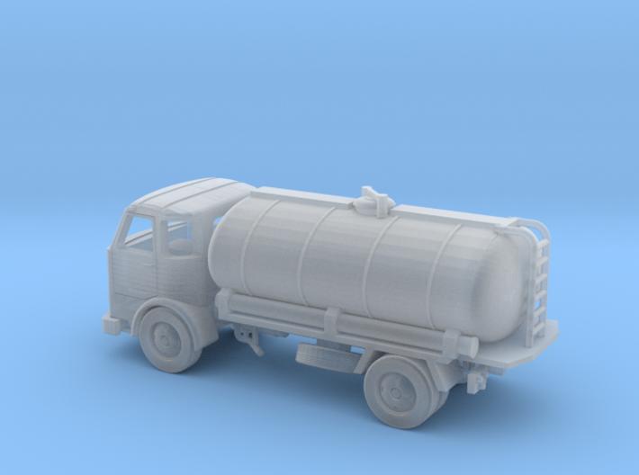 Pegaso-1090-Comet Cisterna Militar Escala N 3d printed