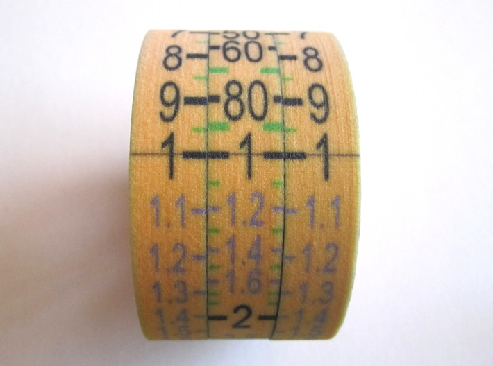 Multiplicator Gears 3d printed Add a caption...