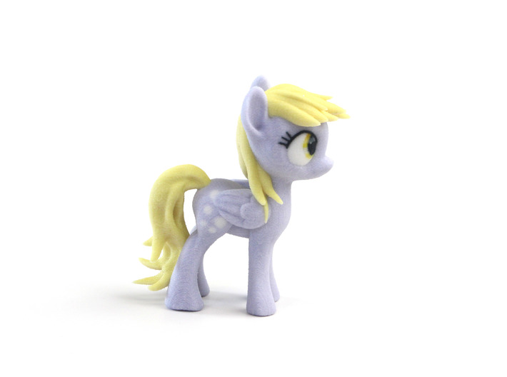 My Little Pony - Muffins (≈58mm tall) 3d printed