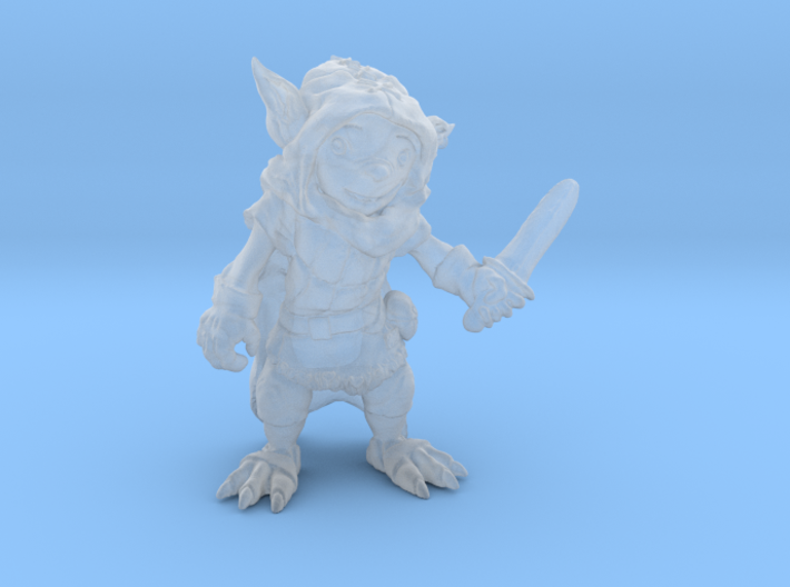 Goblin Thief 28mm Gaming Figure 3d printed