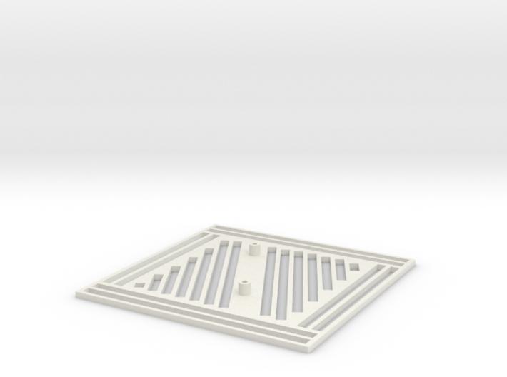 Pi Plate V2.0 3d printed