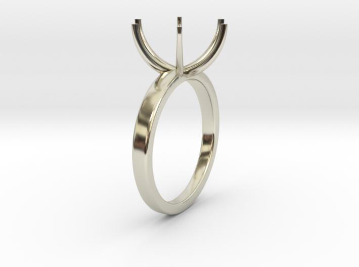 13mm Ring Setting 3d printed