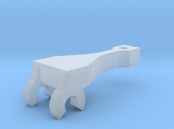 """Gelert"" pony truck replacement 1.5mm 3d printed"