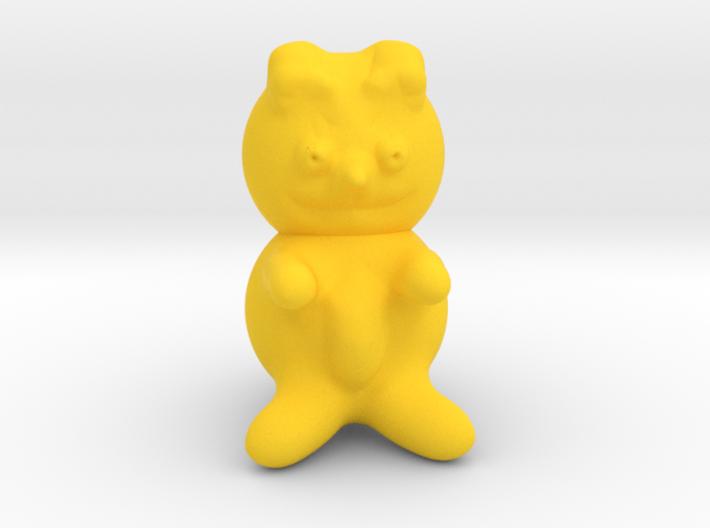 Teddy bear 3d printed