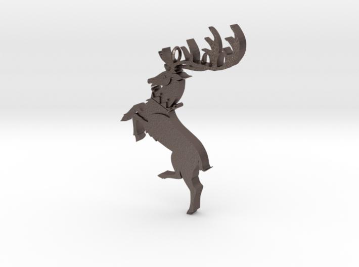 Baratheon Pendant 3d printed