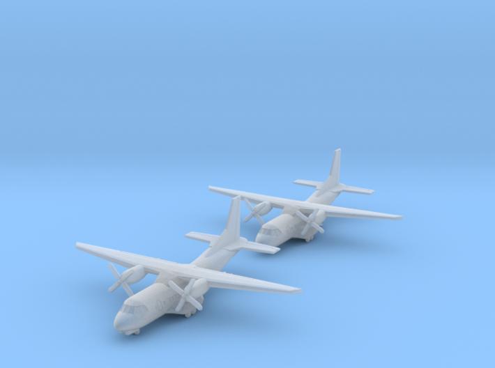 C-235 w/Gear x2 (FUD) 3d printed