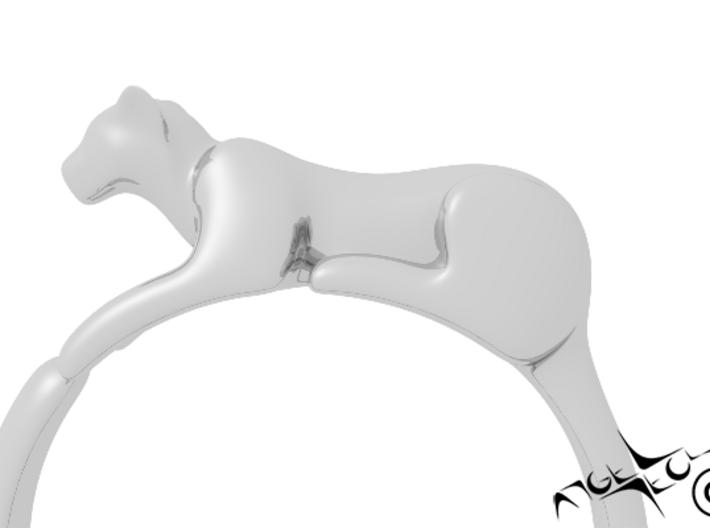 Feline Band v2 - Size 55 mm - AT 3d printed