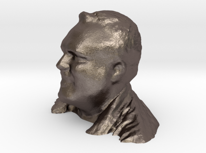 Michael's Head 3d printed