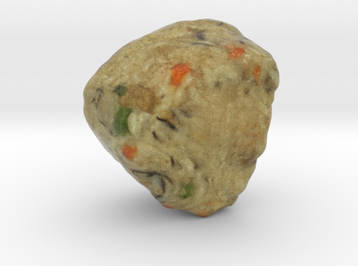 The Juicy Rice Ball 3d printed