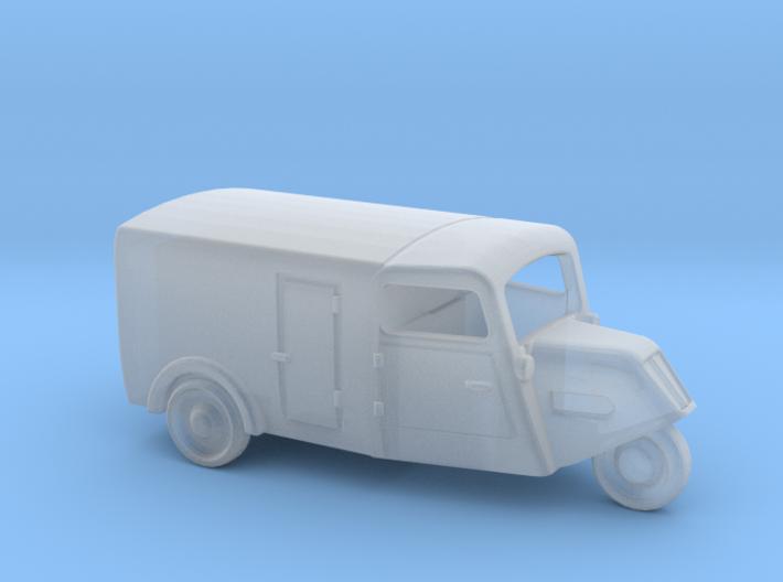 Goliath Kastenwagen 1:220 3d printed