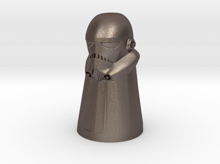 SW Trooper Pawn 3d printed
