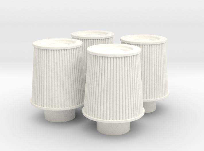 1/8 K&N Cone Style Air Filters TDR 1047 3d printed