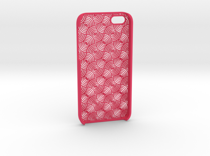 Iphone5 Case 2_5 3d printed