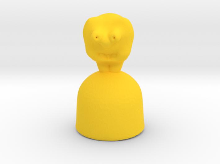 Domo 3d printed