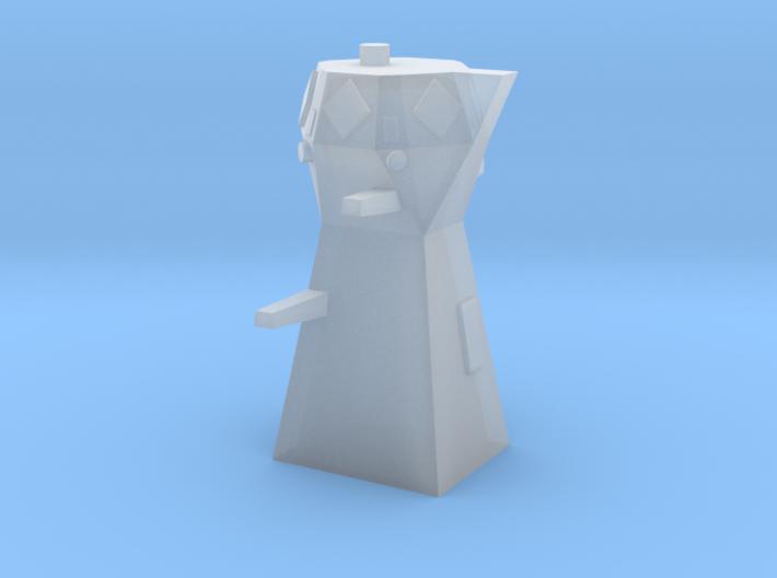 Anzac ASMD Mast 1:700 3d printed