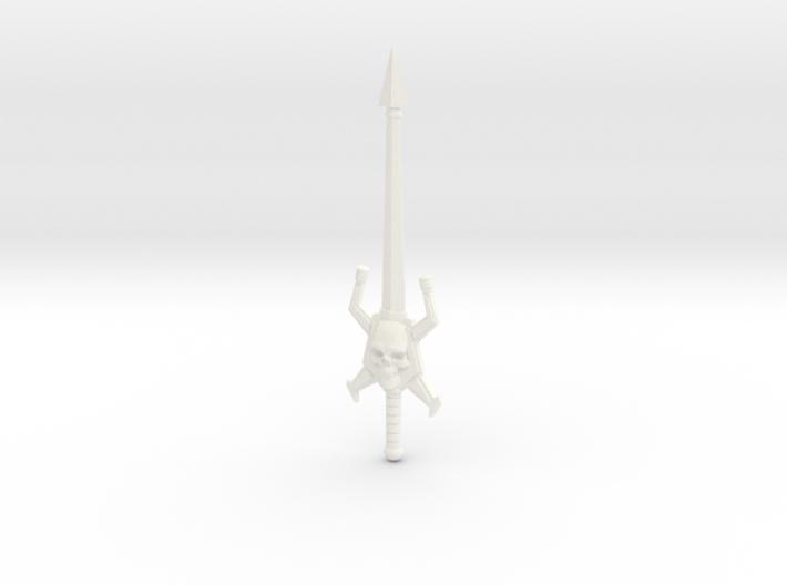 Slave Sword 3d printed