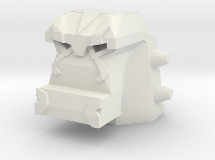 Lockjaw Head (5mm port) 3d printed