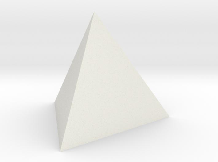 Tetrahedron 4er 40mm 3d printed