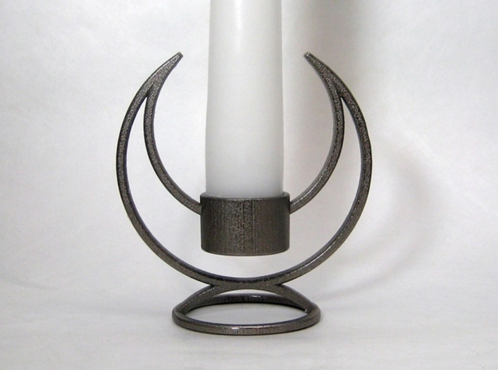 Solstice Candle Holder  3d printed Solstice Candle Holder by seriaforma