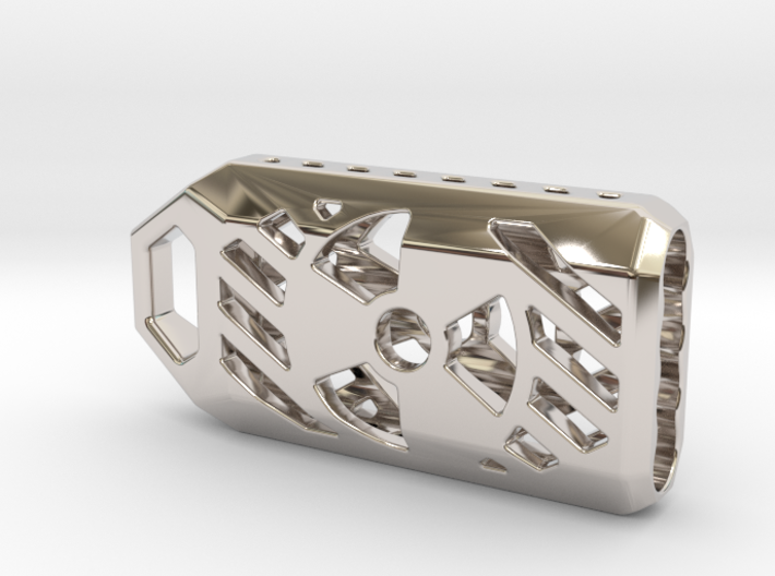 Radiation Lantern 1: Tritium (All Materials) 3d printed